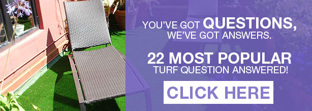 FAQs of artificial turf