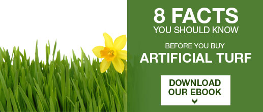8 Facts to Know about artificial turf