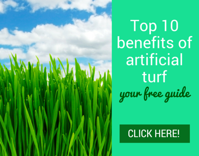benefits of artificial turf