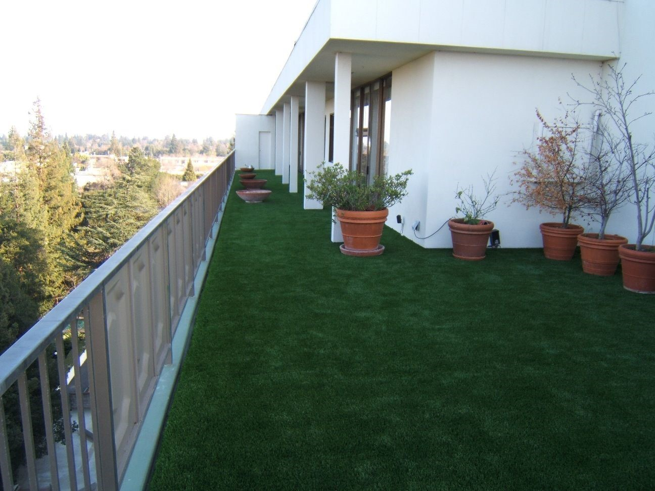 Interesting Ways to Make Your Workplace Greener With Artificial Grass