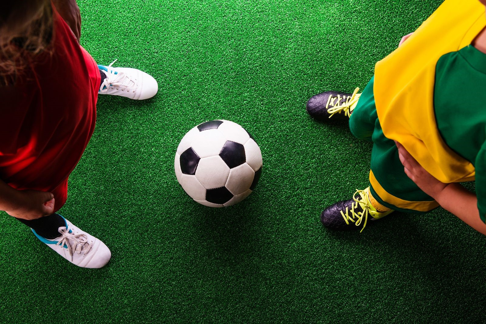 Artificial Turf for the Soccer Pitch? It's No Superficial Feature