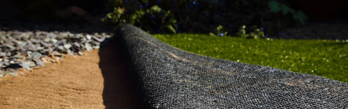 the process of artificial turf installation