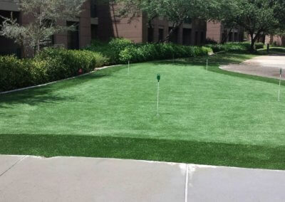 putting greens 0669