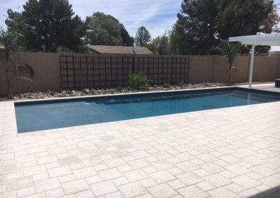 around pools 4391